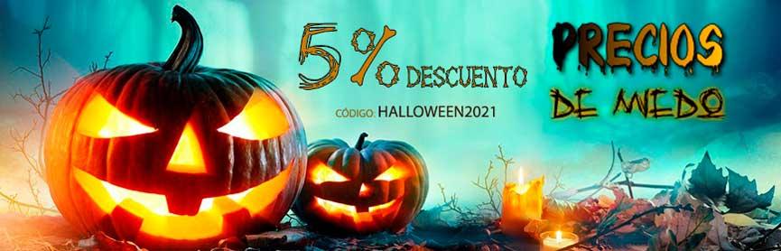 Descuento Halloween