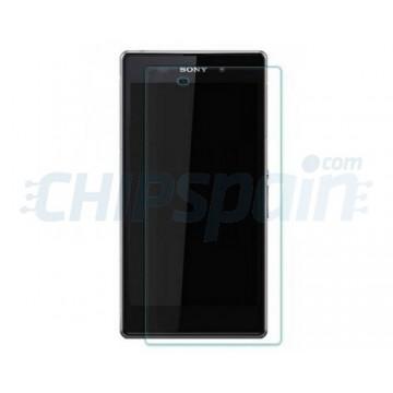Protector de Pantalla Cristal 0.33mm Sony Xperia Z1