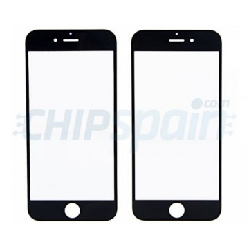 Vidro Exterior iPhone 6 Plus -Preto