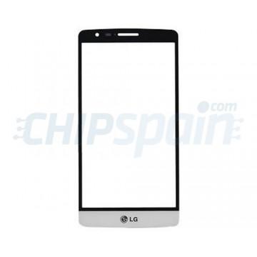 Cristal Exterior LG G3 S/LG G3 Mini (D722) -Blanco