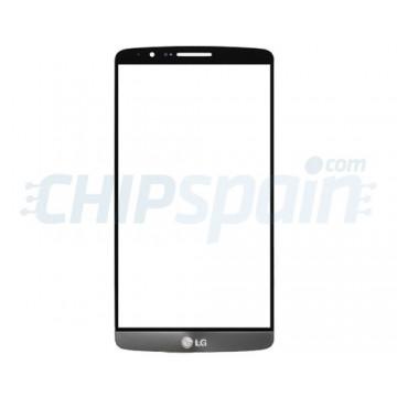 Cristal Exterior LG G3 -Negro
