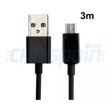 USB to Micro USB Cable 3m