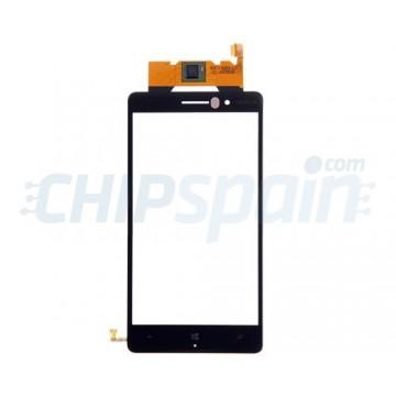 Pantalla Táctil Nokia Lumia 830 - Negro