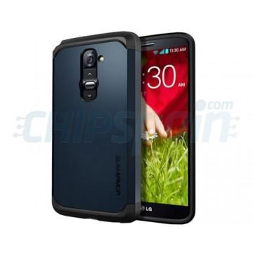 Funda SGP Series LG G2 -Azul Oscuro