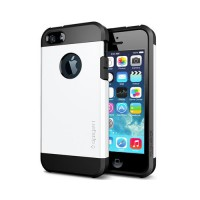 Funda SGP Series iPhone 5/5S -Blanco