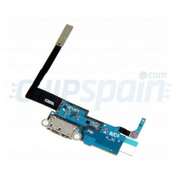 Carregar Connector Flex Cable e Microfone Samsung Galaxy Note 3 (N9000/N9005)