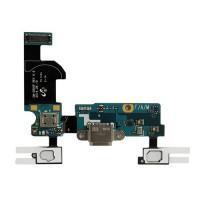 Flex Carga/Teclas Laterales y Microfono Samsung Galaxy S5 Mini (G800F)