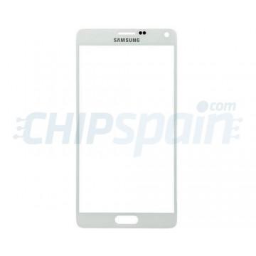 Vidro Exterior Samsung Galaxy Note 4 (N910F) -Branco
