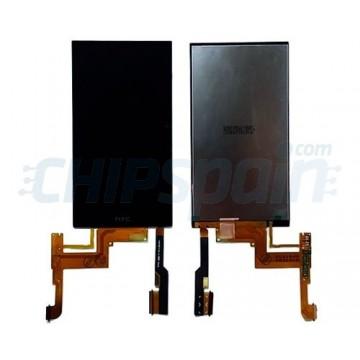 Ecrã Tátil Completo HTC One M8 -Preto