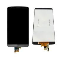 Ecrã Tátil Completo LG G3 S/LG G3 Mini (D722) -Preto