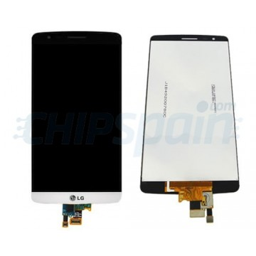Pantalla LG G3 S/LG G3 Mini (D722) Completa Blanco