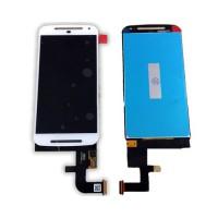 Ecrã Tátil Completo Motorola Moto G 2 (2014) (XT1603) -Branco