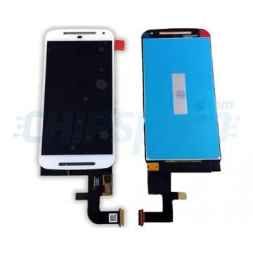 Full Screen Motorola Moto G2 (2014) (XT1603) White