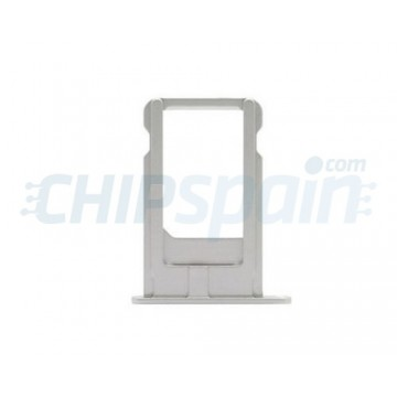Nano Porta SIM iPhone 6/iPhone 6 Plus -Plata