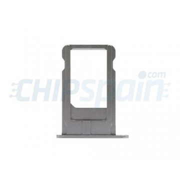 Nano Porta SIM iPhone 6/iPhone 6 Plus -Gris Espacial