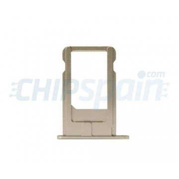 Nano Porta SIM iPhone 6/iPhone 6 Plus -Ouro
