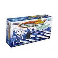 Kit 10 accesorios Extreme Profesional Sport Wii