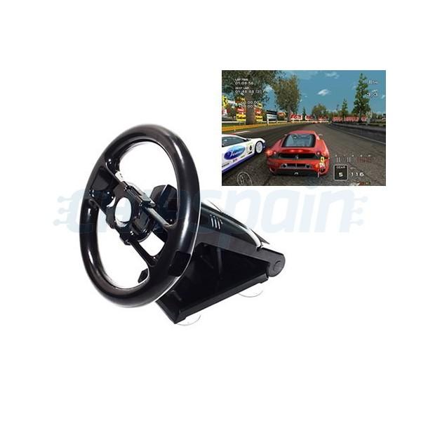 Volante Con Soporte Wiisteering Wheel Para Wii Chipspain Com