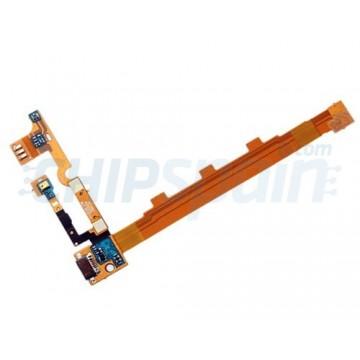 Cable Flex y Conector de Carga Xiaomi Mi 3