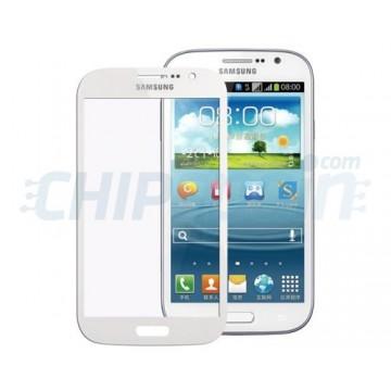 Cristal Exterior Samsung Galaxy Grand/Grand Duos (i9080/i9082) -Blanco