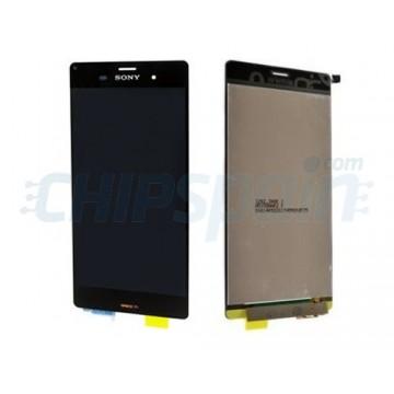Pantalla Sony Xperia Z3 D6603 D6633 D6643 D6653 D6616 Completa Negro