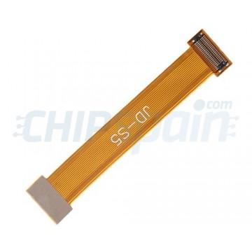 Cabo Flexible Tela Cheia Samsung Galaxy S5 (G900F)