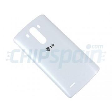 Bateria Original Back Cover com NFC LG G3 (D855) -Branco
