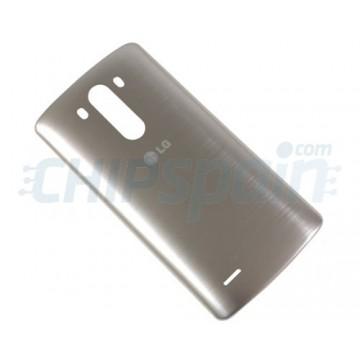 Tapa Trasera Batería Original con NFC LG G3 (D855) -Oro