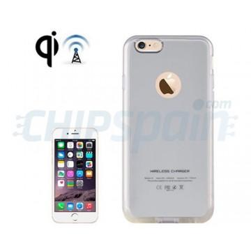 Funda de Carga Wireless Qi iPhone 6 -Blanco