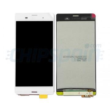 Pantalla Sony Xperia Z3 D6603 D6633 D6643 D6653 D6616 Completa Blanco