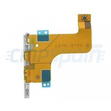 Flex com conexão de carga lateral Sony Xperia Z2 (D6503)