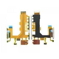 Flex con Botones de Encendido, Volumen, Cámara y Micrófono Sony Xperia Z2 (D6503)