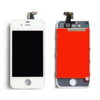 Full Screen iPhone 4S -White