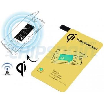 Adhesive Qi sem fio de carregamento sem fio Samsung Galaxy S4 (i9500/i9505/i9506)