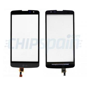 Vidro Digitalizador Táctil LG L Bello (D331/D335) -Preto