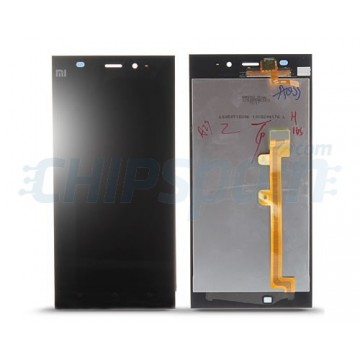 Pantalla Xiaomi Mi 3 Completa Negro