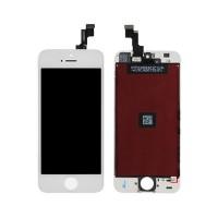 Ecrã Tátil Completo iPhone 5S Compatível -Branco