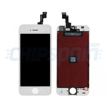 Ecrã Tátil Completo iPhone 5S Branco