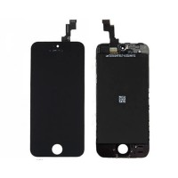 Full Screen iPhone 5S Compatible -Black