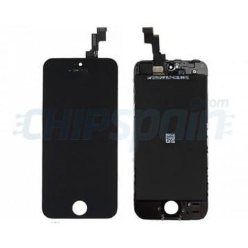 Full Screen iPhone 5S Black