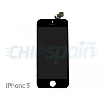 Ecrã Tátil Completo iPhone 5 Preto