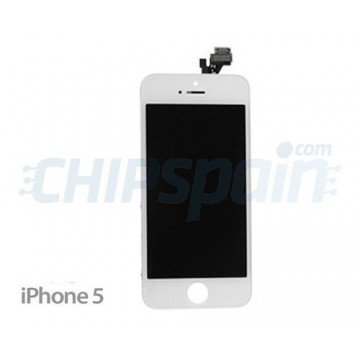 Ecrã Tátil Completo iPhone 5 Branco