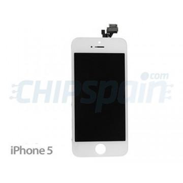 Full Screen iPhone 5 White