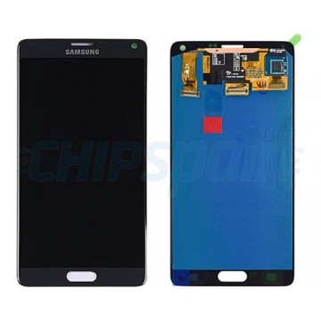 Ecrã Tátil Completo Samsung Galaxy Note 4 (N910F) -Preto