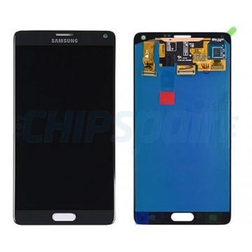 Pantalla Completa Samsung Galaxy Note 4 (N910F) - Negro