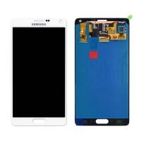 Pantalla Completa Samsung Galaxy Note 4 (N910F) -Blanco