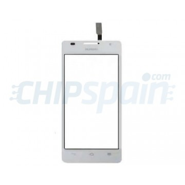 Vidro Digitalizador Táctil Huawei Ascend G526 -Branco