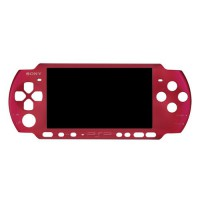 Frontal Original PSP 3000 -Rojo