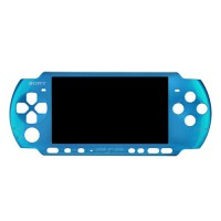 Frontal Original PSP 3000 -Azul