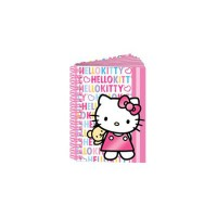 Hello Kitty: Libreta Hello Kitty A6